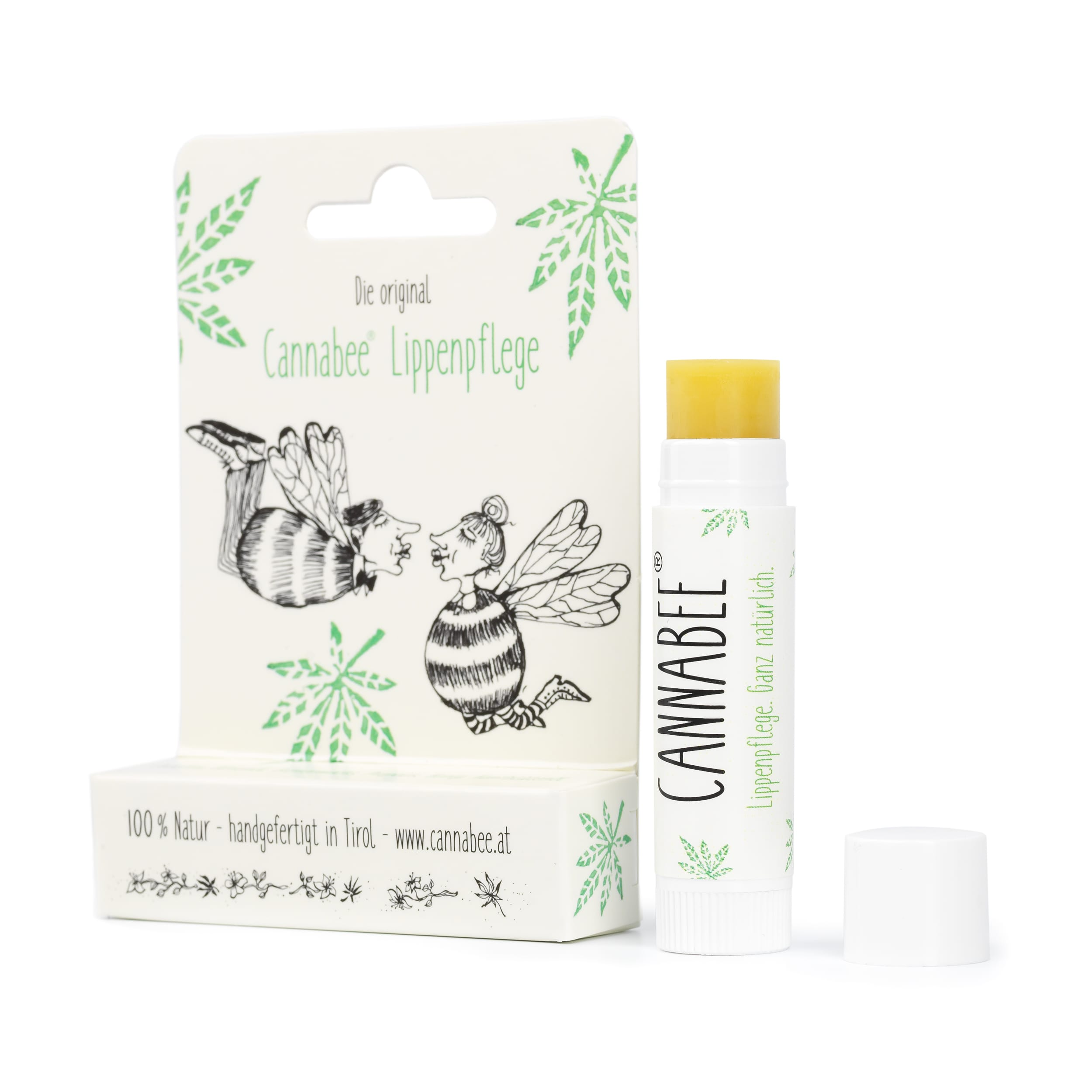 CANNABEE® Lippenpflege